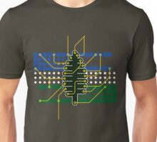 Techno Cascadia Unisex T-Shirt