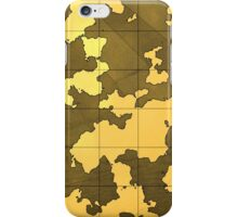 Old World Fictional Map iPhone Case/Skin
