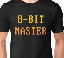 8-Bit Master Unisex T-Shirt