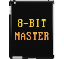 8-Bit Master iPad Case/Skin