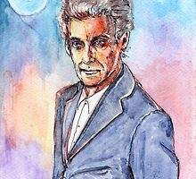 12th Doctor by tommieglenn