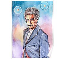 12th Doctor Poster