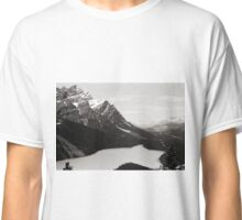 Peyto Lake, Banff National Park, 1974 Classic T-Shirt