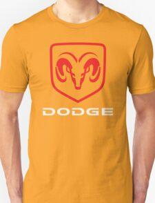 Dodge Ram Viper Challenger Charger Classic Logo T-Shirt