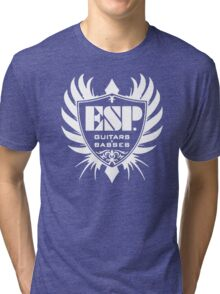 ESP Guitars Logo Tri-blend T-Shirt