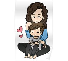 Harry and Louis Love Poster
