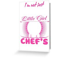 Chef T-shirt , chef baby, chefs rock, chef penguin, chef pirate, chef ninja,guy, fieri, funny, humor, chef, cooking,chef, Greeting Card