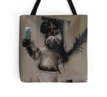 Puppy Monkey Baby Tote Bag