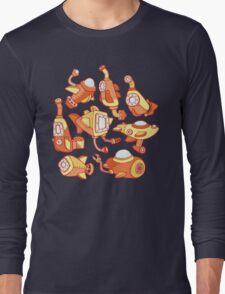 Sunny Submarines Long Sleeve T-Shirt