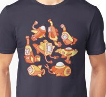 Sunny Submarines Unisex T-Shirt
