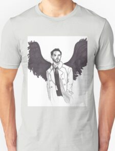 Fallen Angel- Castiel T-Shirt