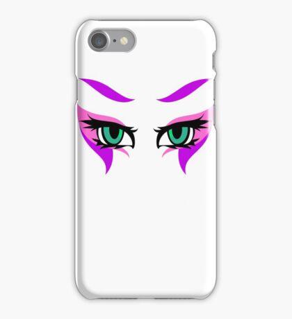 Pizzazz Eye Makeup iPhone Case/Skin