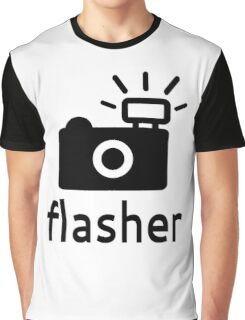 Flasher Graphic T-Shirt