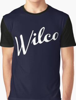 Wilco Graphic T-Shirt