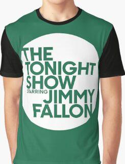 TONIGHT SHOW  Graphic T-Shirt