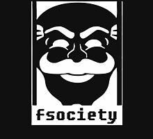 Mr. Robot TV Series Banksy Fsociety Unisex T-Shirt