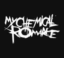 My Chemical Romance Logo Kids Tee