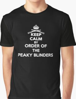 NEW PEAKY BLINDERS Inspired Graphic T-Shirt