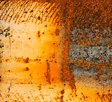 A Rusty Glow by Barbara Ingersoll