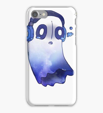 Napstablook Galaxy Undertale design iPhone Case/Skin