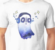 Napstablook Galaxy Undertale design Unisex T-Shirt