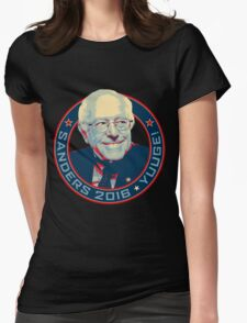 Bernie Sanders 2016 - Yuuge! Womens Fitted T-Shirt