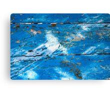 Sunlit Blue Canvas Print