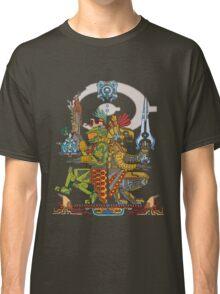 "Halo Inspired Maya design ""Gods Among""  Classic T-Shirt"