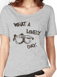 What a lovely day Women's Relaxed Fit T-Shirt