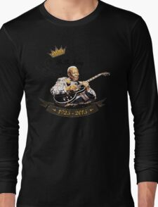 B.B. King - Rest In Peace Long Sleeve T-Shirt