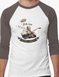 B.B. King - Rest In Peace Men's Baseball ¾ T-Shirt