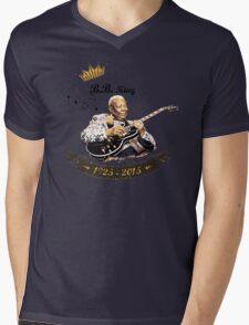 B.B. King - Rest In Peace Mens V-Neck T-Shirt