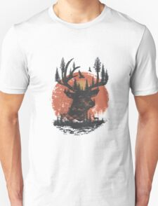 Look Deep Into Nature Unisex T-Shirt
