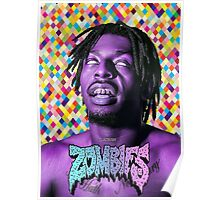 flatbush zombies 10 Poster