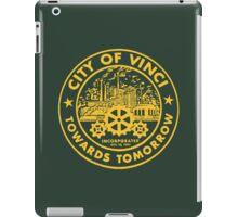 True Detective - City of Vinci logo or iPad Case/Skin