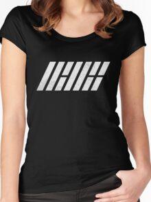 Kpop - iKON Shirt Women's Fitted Scoop T-Shirt