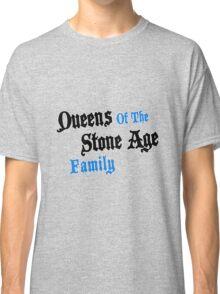 QOTSA Fam gear 4  Classic T-Shirt
