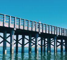 duxbury bridge Sticker