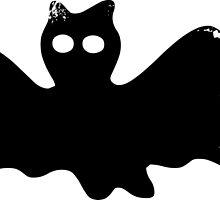 Cute Bat by PsychicCatStore
