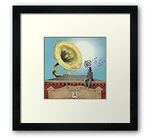 The Music Hall Framed Print