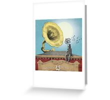 The Music Hall Greeting Card
