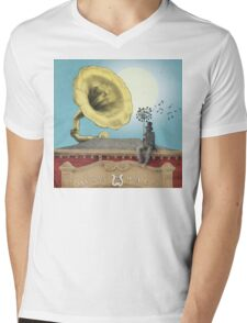 The Music Hall Mens V-Neck T-Shirt