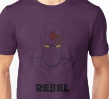 Rebel Foot-trooper - Purple Unisex T-Shirt