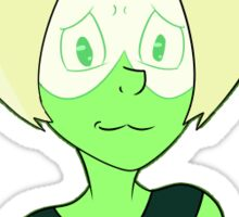 Peridot I'm Still Learning Sticker