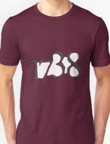 1738 - grey T-Shirt