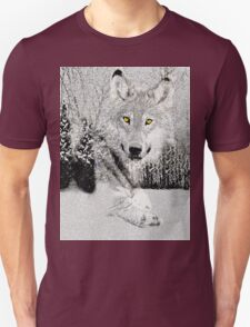 WOLF AND SNOW T-Shirt
