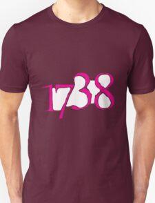 1738 - pink T-Shirt