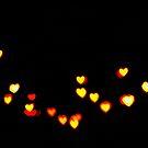 Love Hearts For My Valentine by Sandra Cockayne