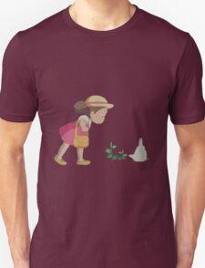 Mei & Chibi Totoro T-Shirt
