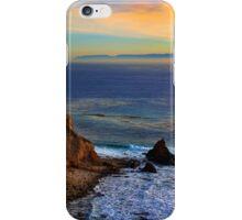 Pelican Cove In Rancho Palos Verdes  iPhone Case/Skin